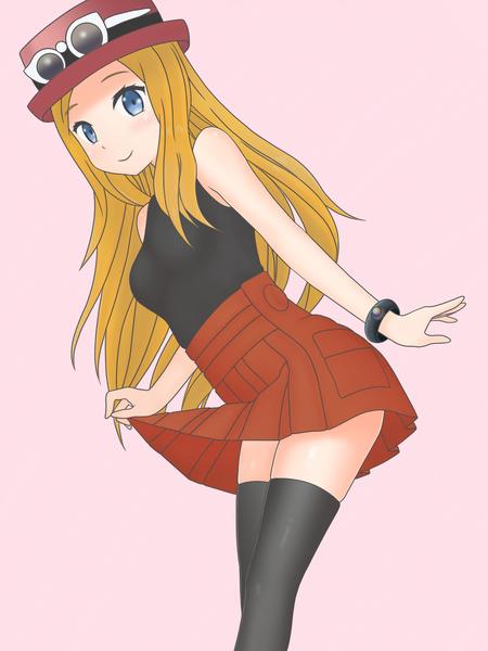 Anime picture pokemon pokemon xy nintendo serena (pokemon