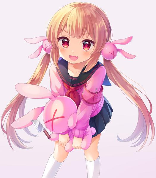 Anime picture virtual youtuber a.i. channel kizuna ai